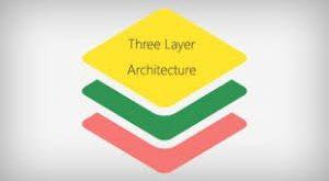 برنامه نویسی سه لایه